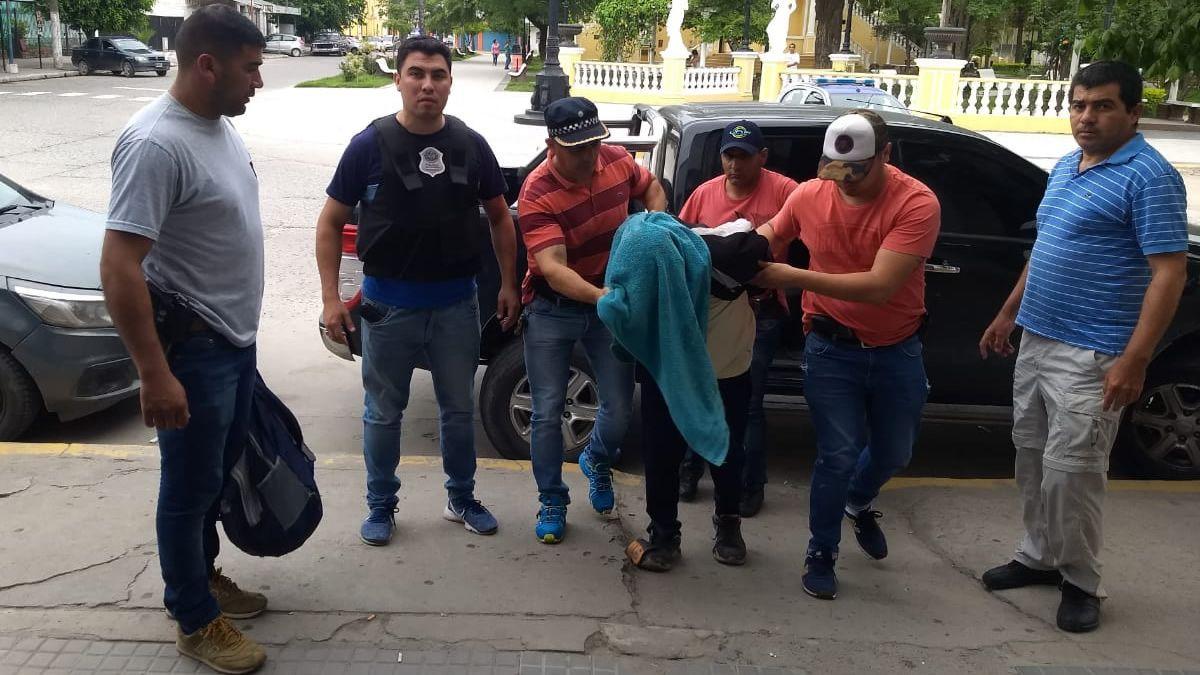 La Policía recapturó al peligroso homicida Rodríguez en Famaillá