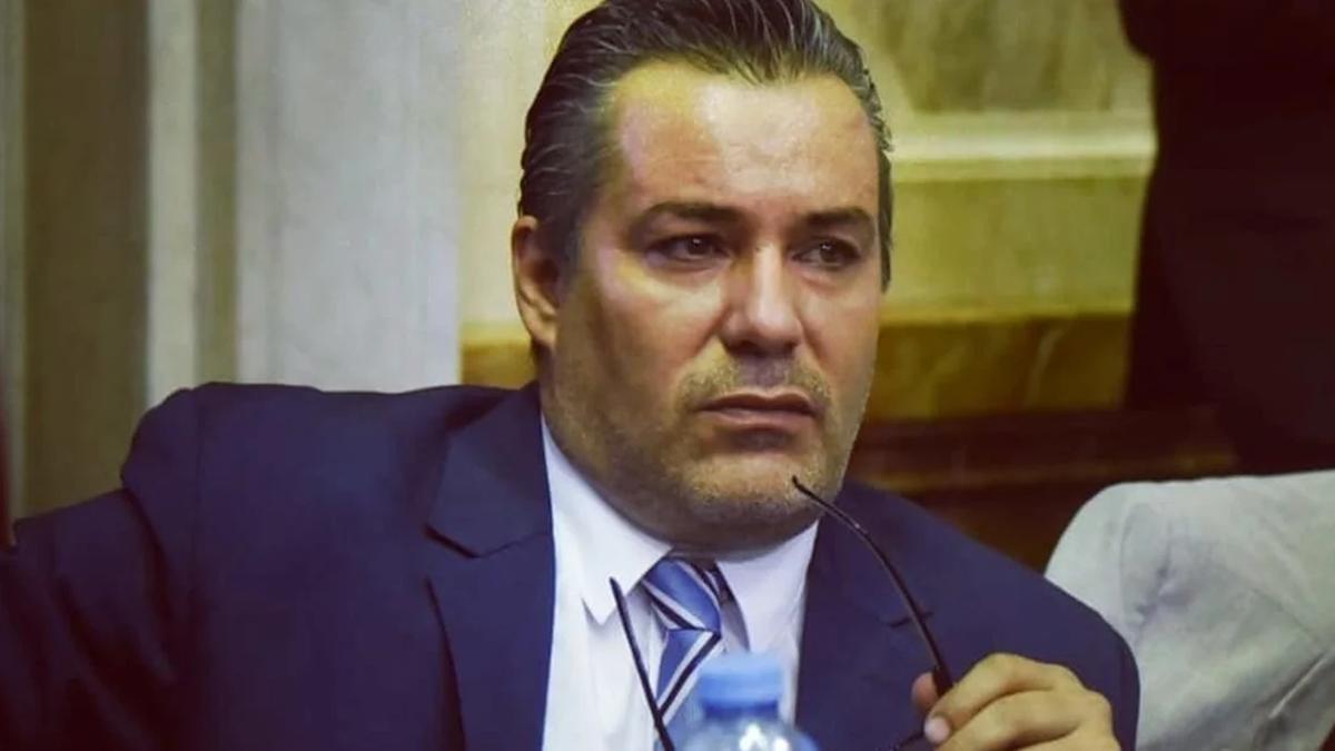 Suspendieron al diputado salteño Juan Ameri