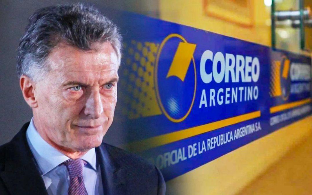 La empresa Correo argentino
