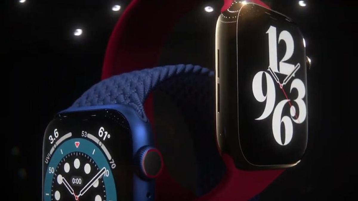 Cómo son los nuevos Apple Watch 6, Apple Watch SE y los dos nuevos iPad