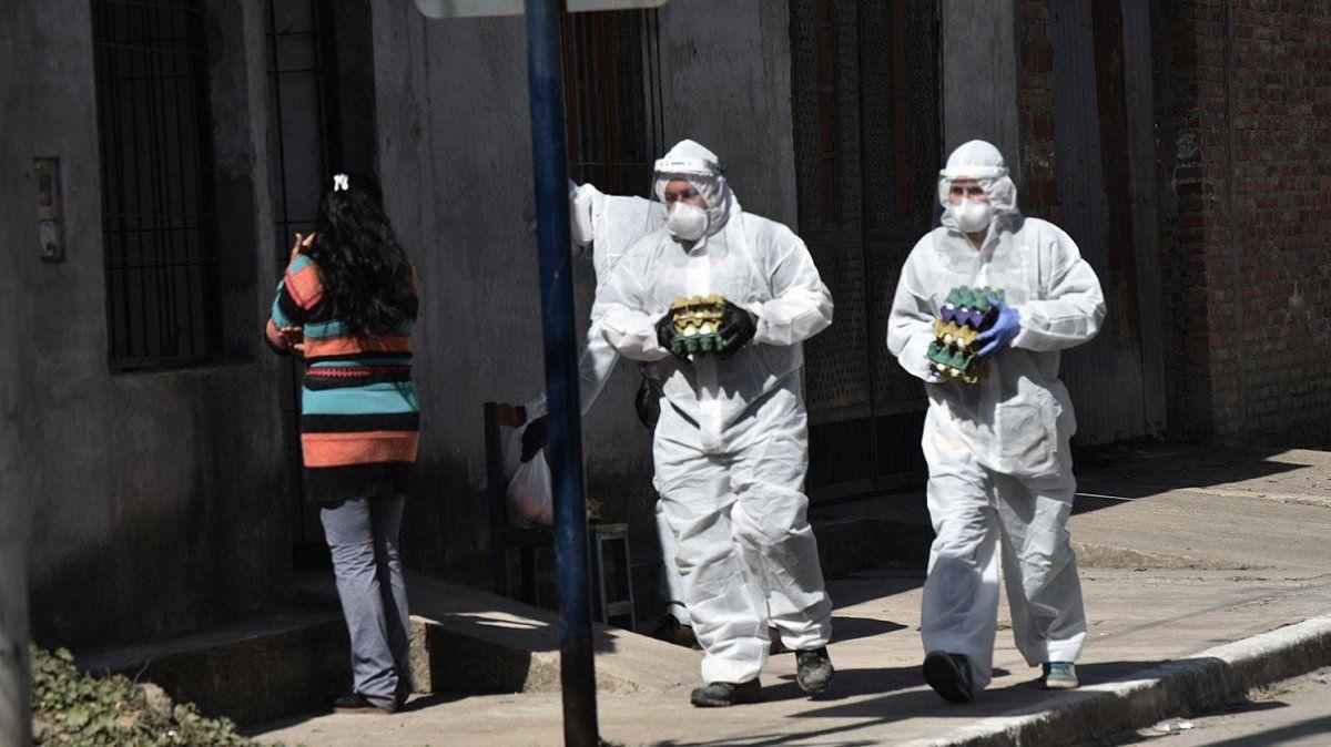 Salud confirmó que en Tucumán hay circulación comunitaria