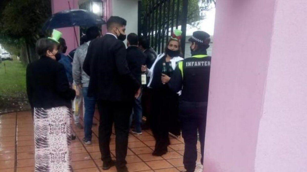 La Policía desalojó fiestas en Yerba Buena y Tafí Viejo