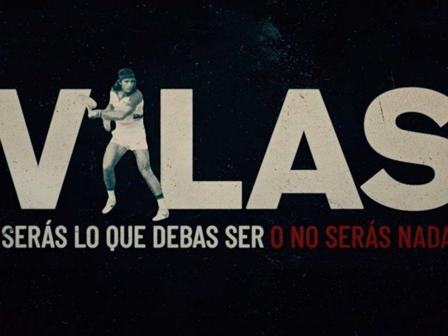 La lucha de Guillermo Vilas por ser número 1 llegó a Netflix