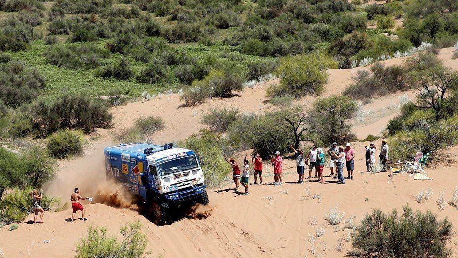 Argentina sin Rally Dakar en 2019