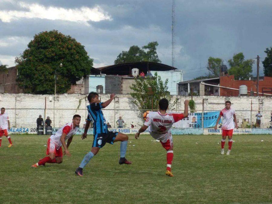 Atlético Concepción y Sportivo Guzmán jugarán el Torneo Regional Amateur.