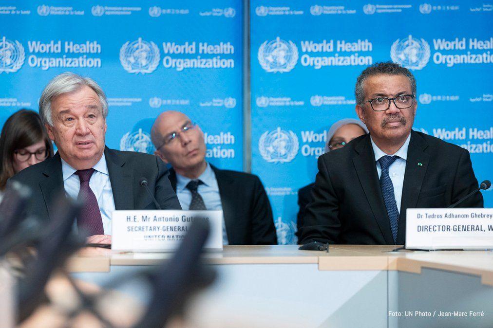 ONU: fondos insuficientes para distribuir la vacuna