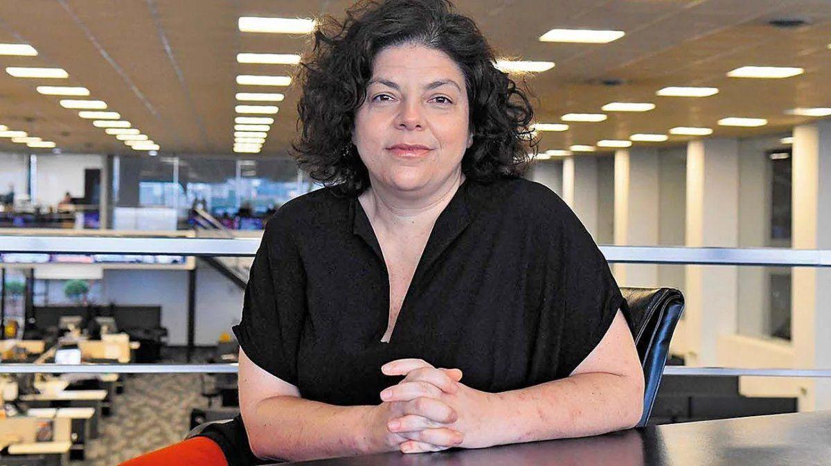 La ministra Carla Vizzotti contrajo coronavirus