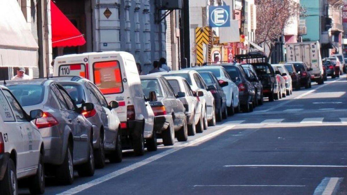 El nuevo sistema de estacionamiento se implementaría en julio