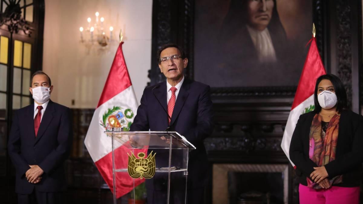 En Perú aseguran que hay una luz al final del túnel