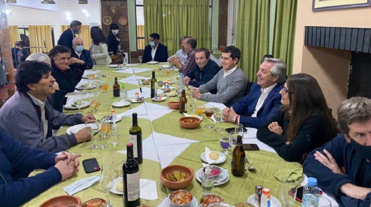 Béliz estuvo en contacto con el presidente Alberto Fernández; hoy dio positivo de Covid-19.