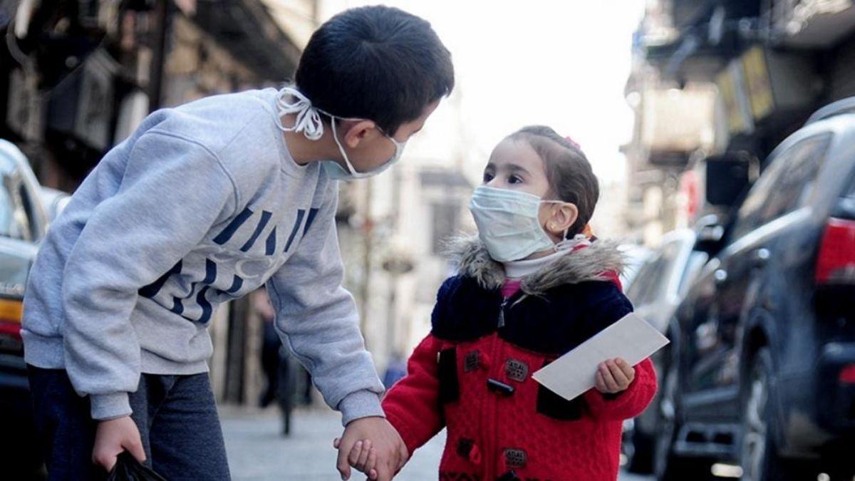 Aislamiento: los niños sintieron angustia, enojo y miedo