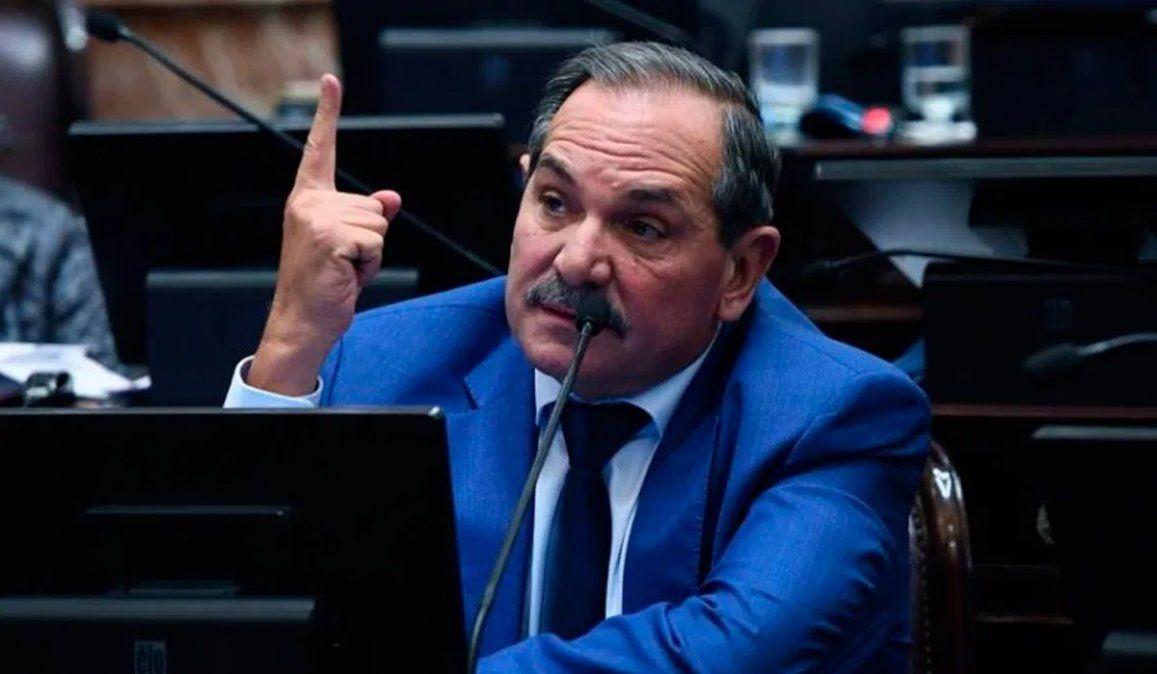 La sobrina del ex gobernador Alperovich lo denunció por violación hace un año.