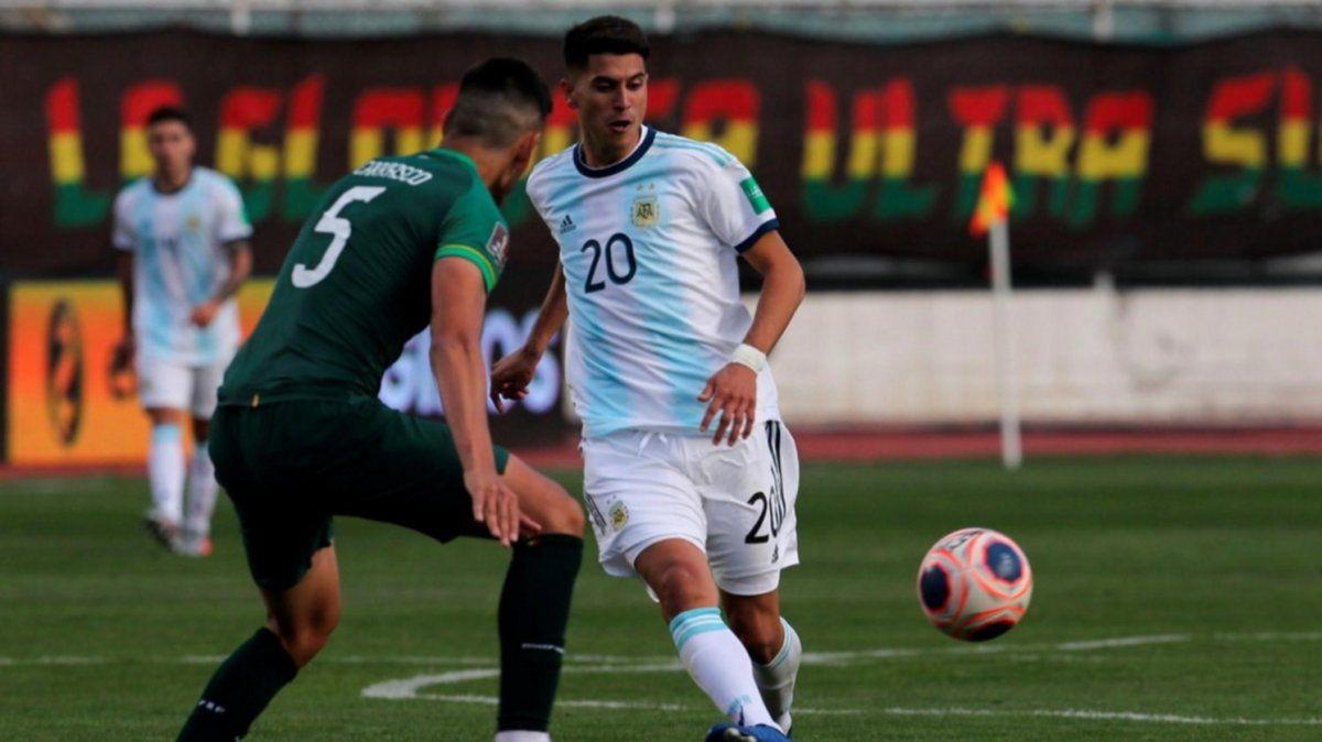 FIFA 21: un tucumano, el mejor juvenil argentino valorado