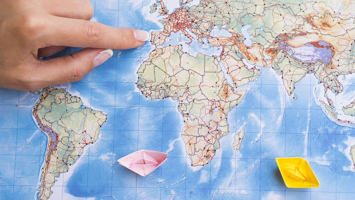 ¿Cuáles son los países seguros que tienen permitido viajar a Europa?