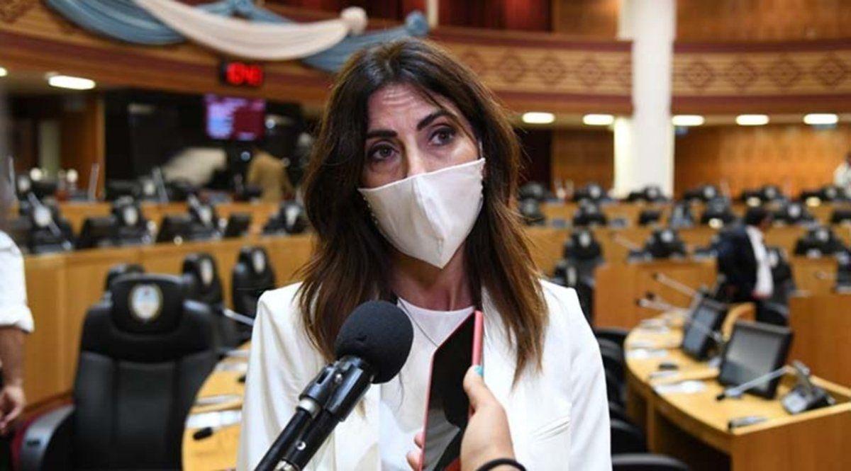 Carolina Vargas Aignasse aseguró que fue un discurso realista