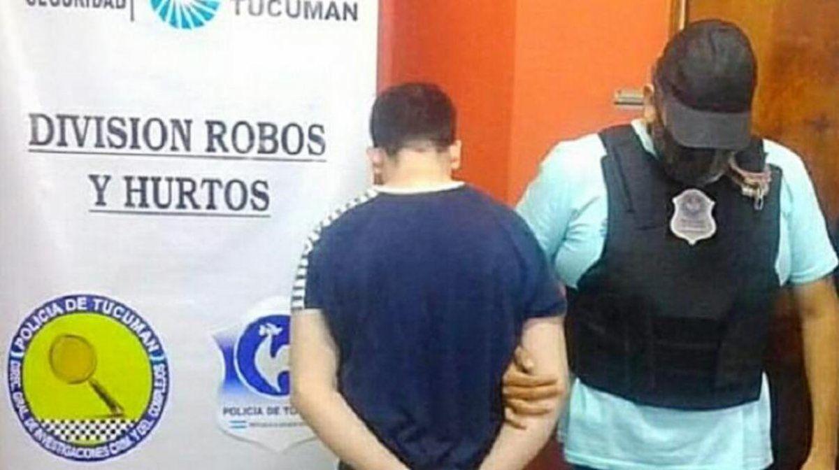 Capturan a un acusado por violencia de género que se escapó de la usina