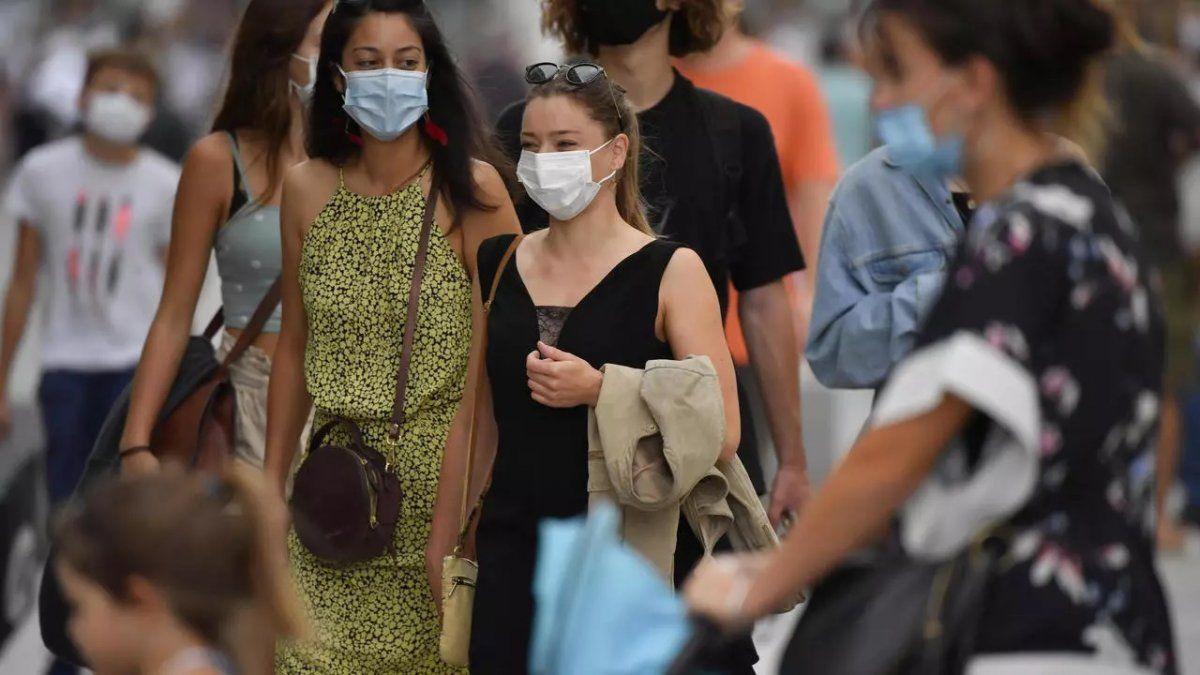 Coronavirus: Ya se registraron 152 millones de contagios en el mundo