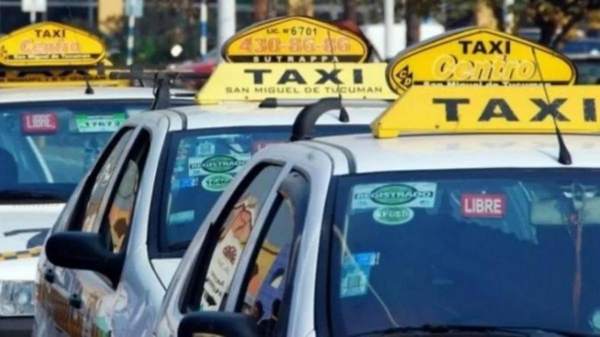 Tarifa de taxis en Tucumán: el aumento sería del 30%
