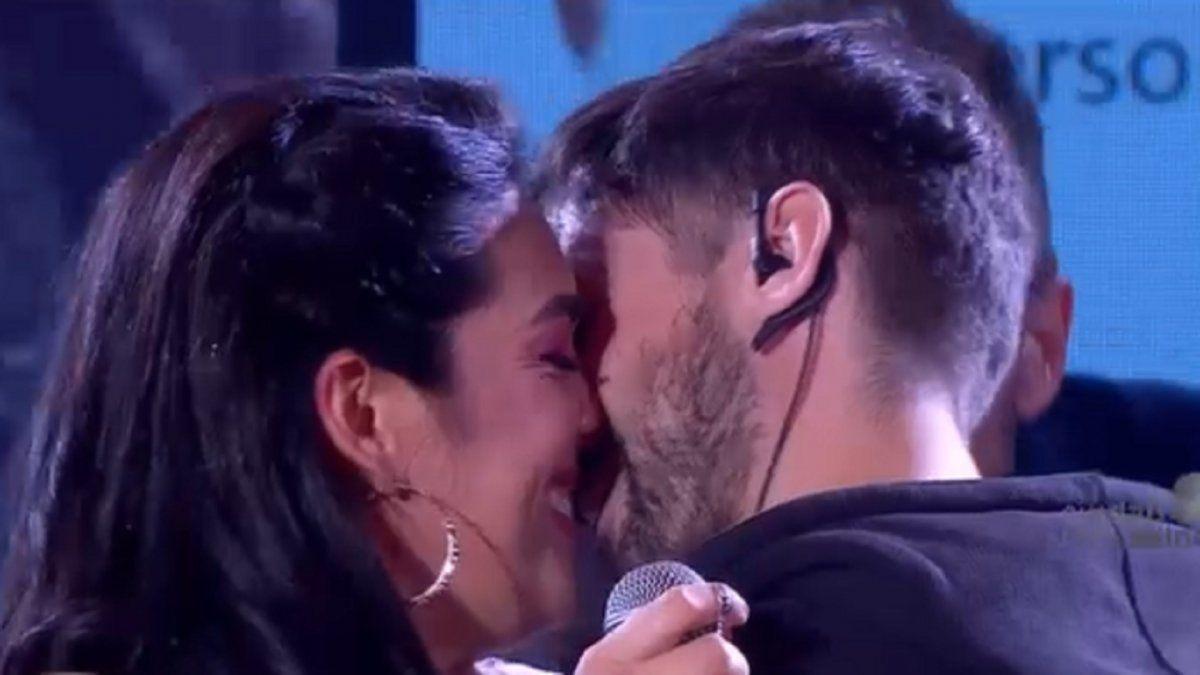 Romance confirmado: Ángela Leiva y Francisco Caivano