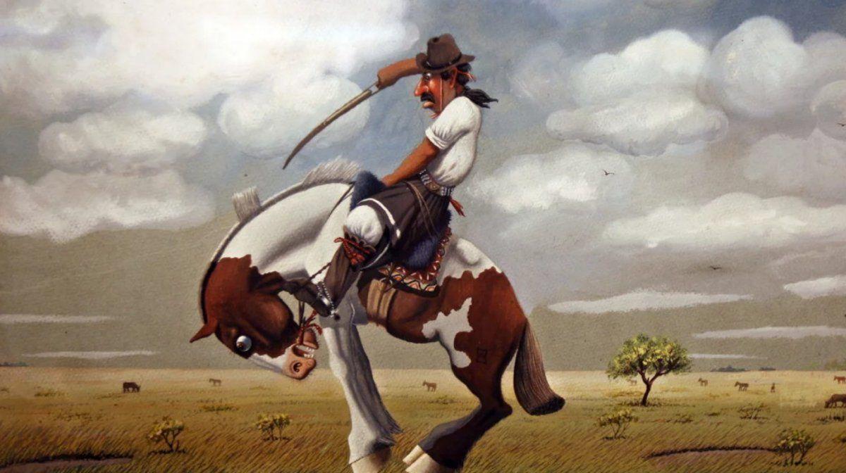 6 de diciembre Día Nacional del Gaucho.