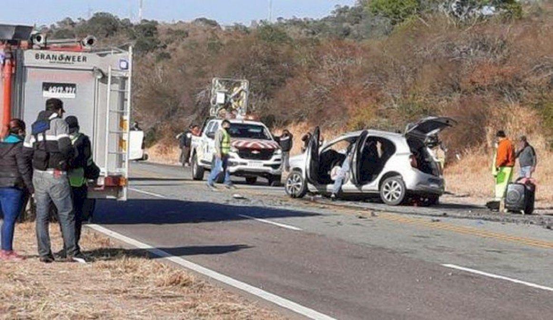 Seis muertos por un choque en una ruta de Salta