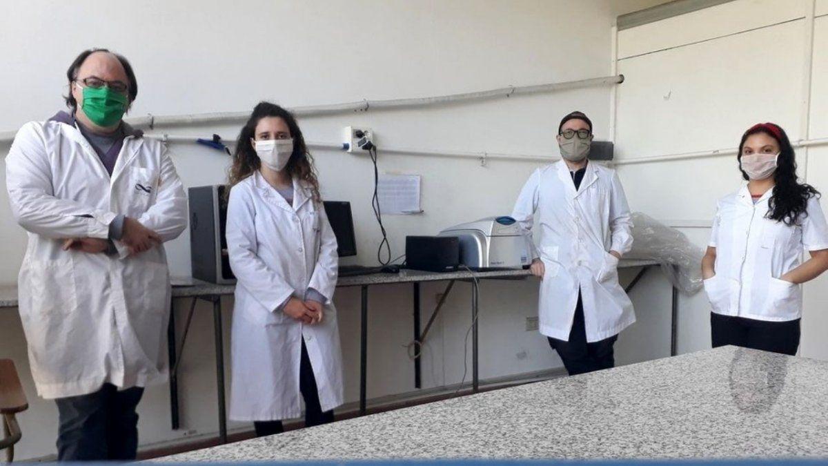 El dispositivo aporta, en medio de la pandemia de coronavirus.