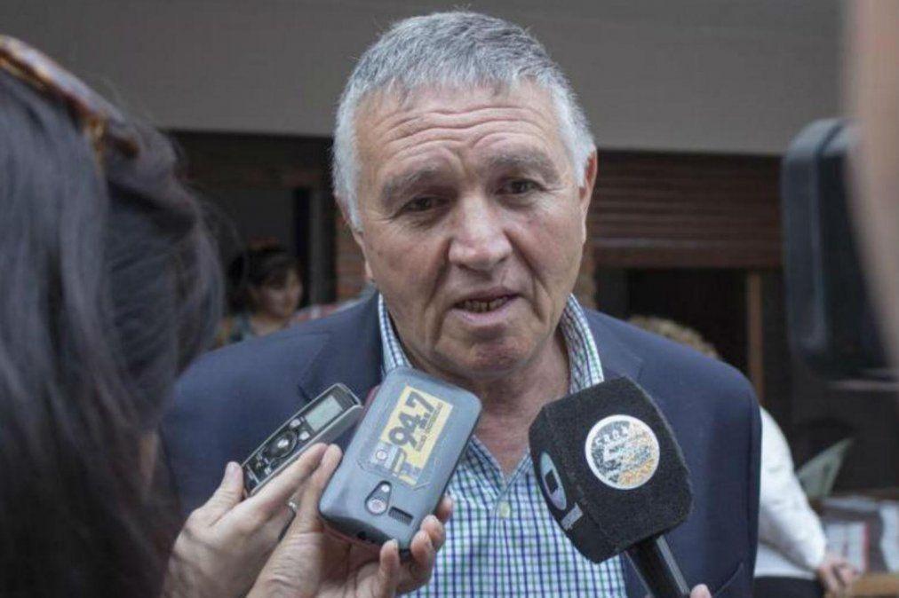 Concepción: murió el funcionario Julio Tito Herrera