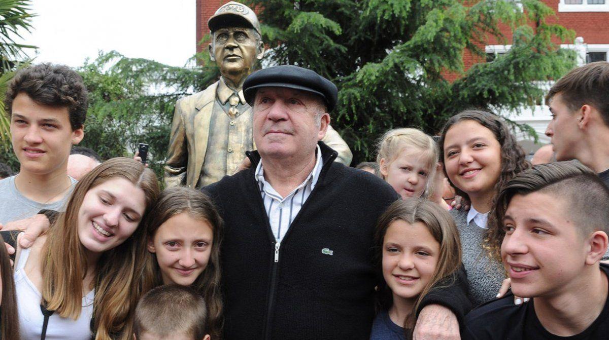 Murió a los 86 años el histórico Carlos Timoteo Griguol