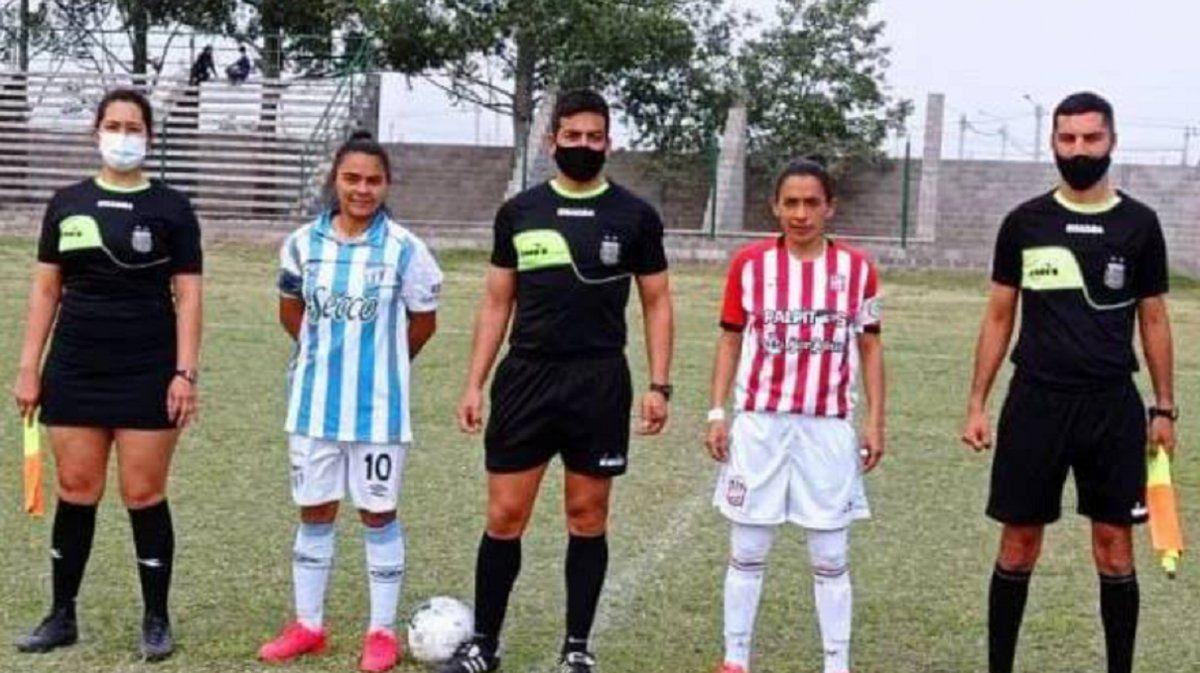 Clásico femenino: Atlético Tucumán superó a San Martín