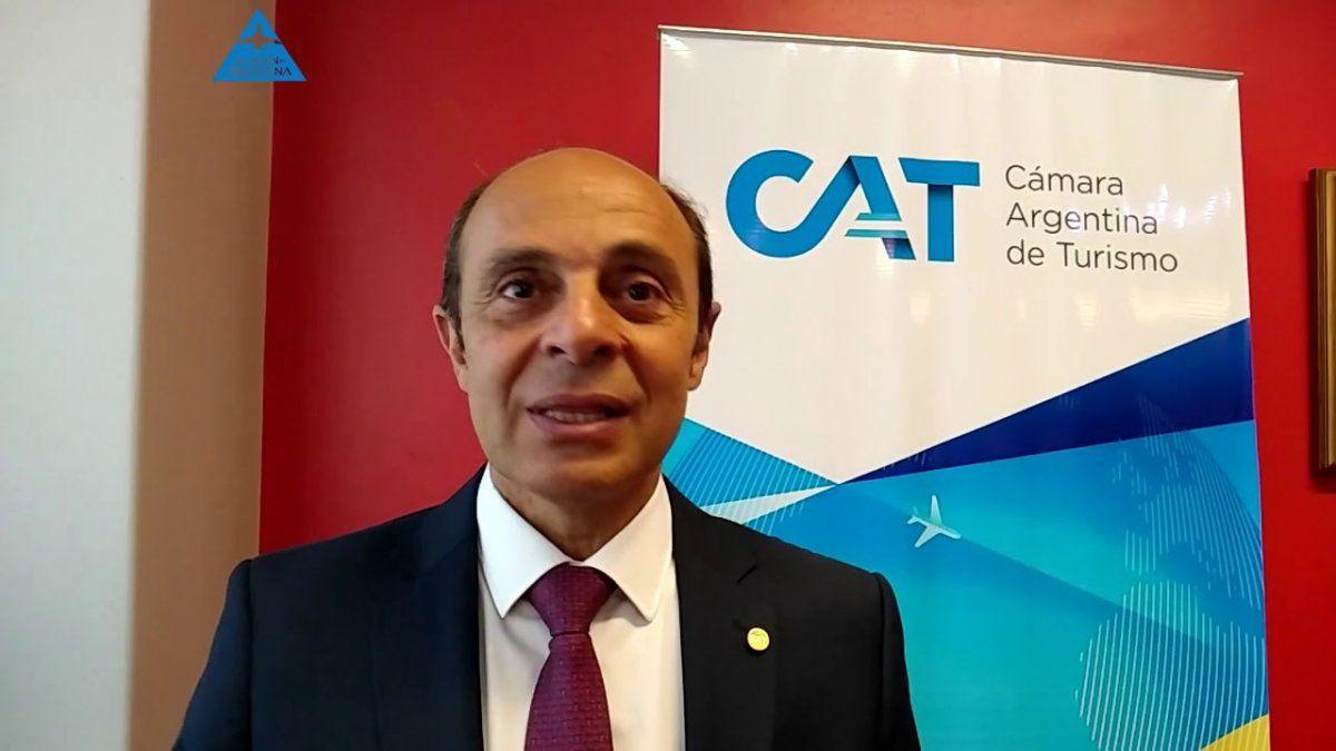 Aldo Elías habló sobre la temporada 2021 y el turismo en Argentina.