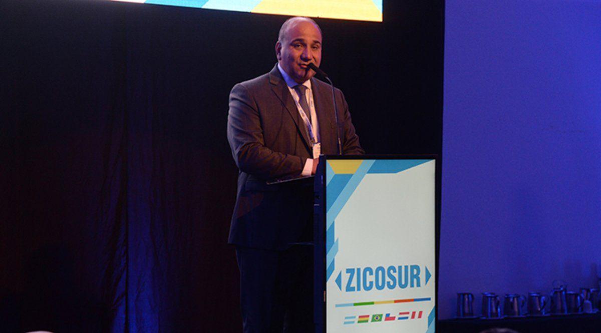 Zicosur: Esto habla de la proyección de Tucumán hacia toda la región
