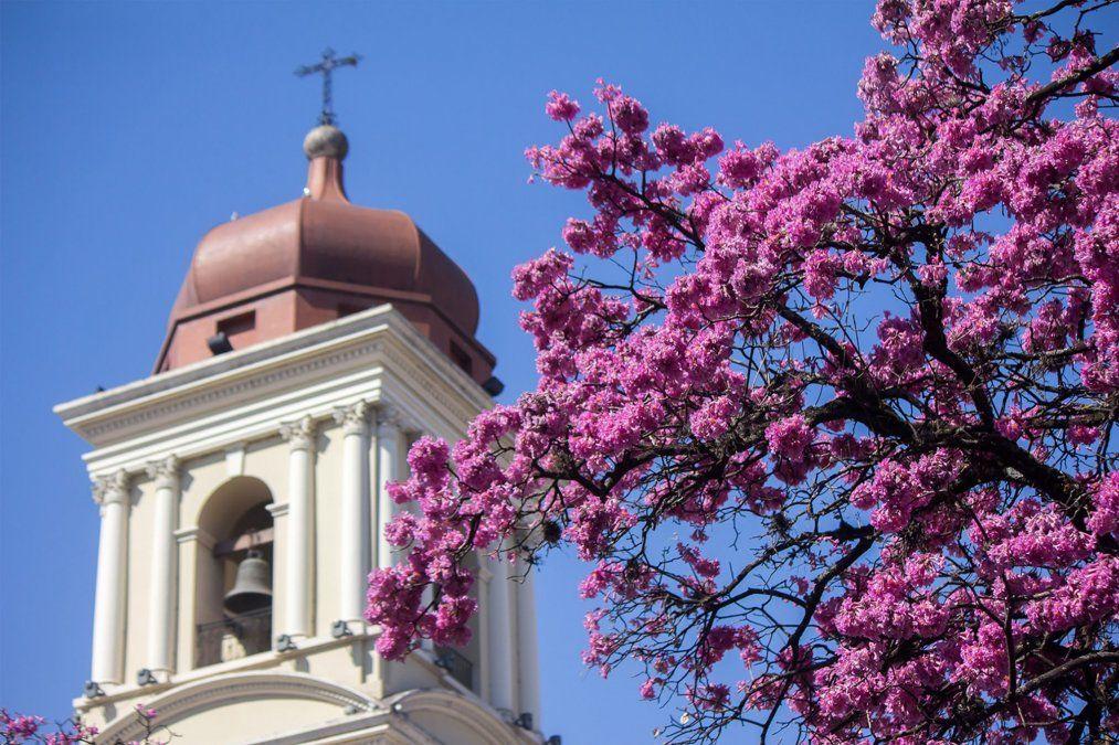 Otro día de buen tiempo en Tucumán: ¿cuál será la máxima?