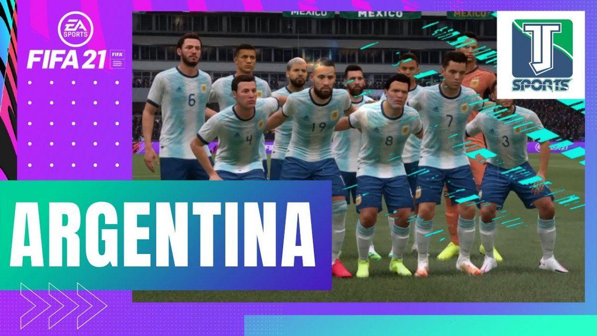 FIFA 21 actualiza las valoraciones de sus jugadores según como rindan en la realidad.