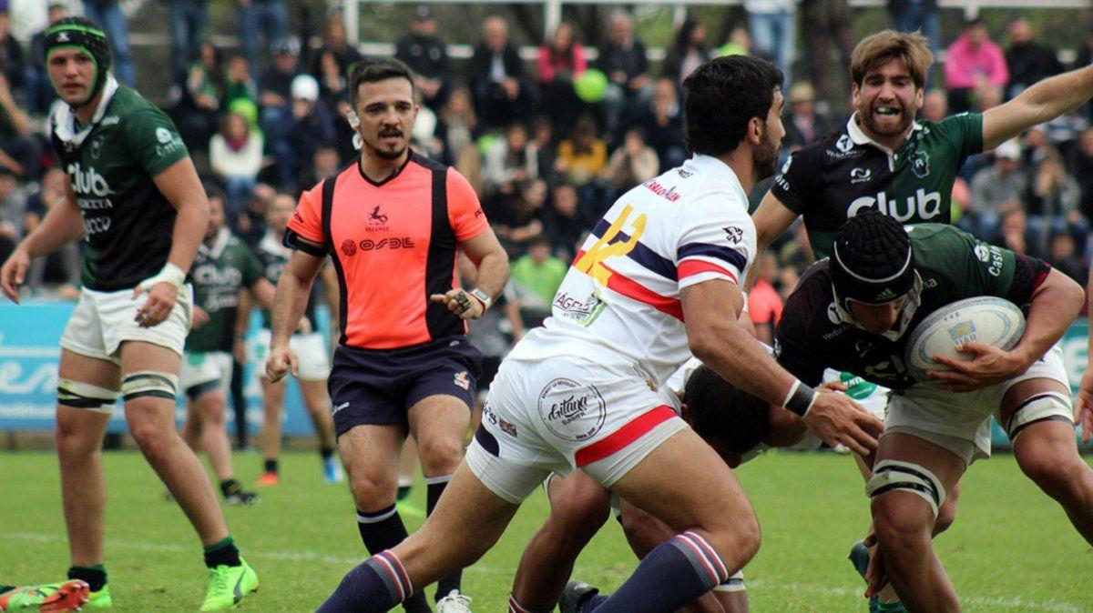 Rugby: los clubes de la URT recibieron fondos de la UAR
