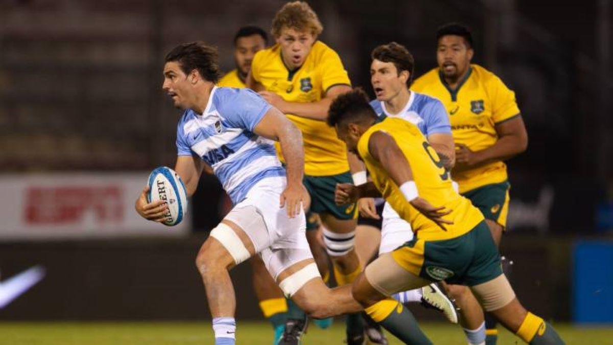 Los Pumas buscarán ante Australia su primer triunfo