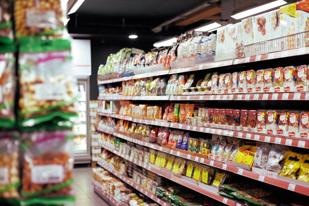 Cayó un 20% el consumo en supermercados y mayoristas