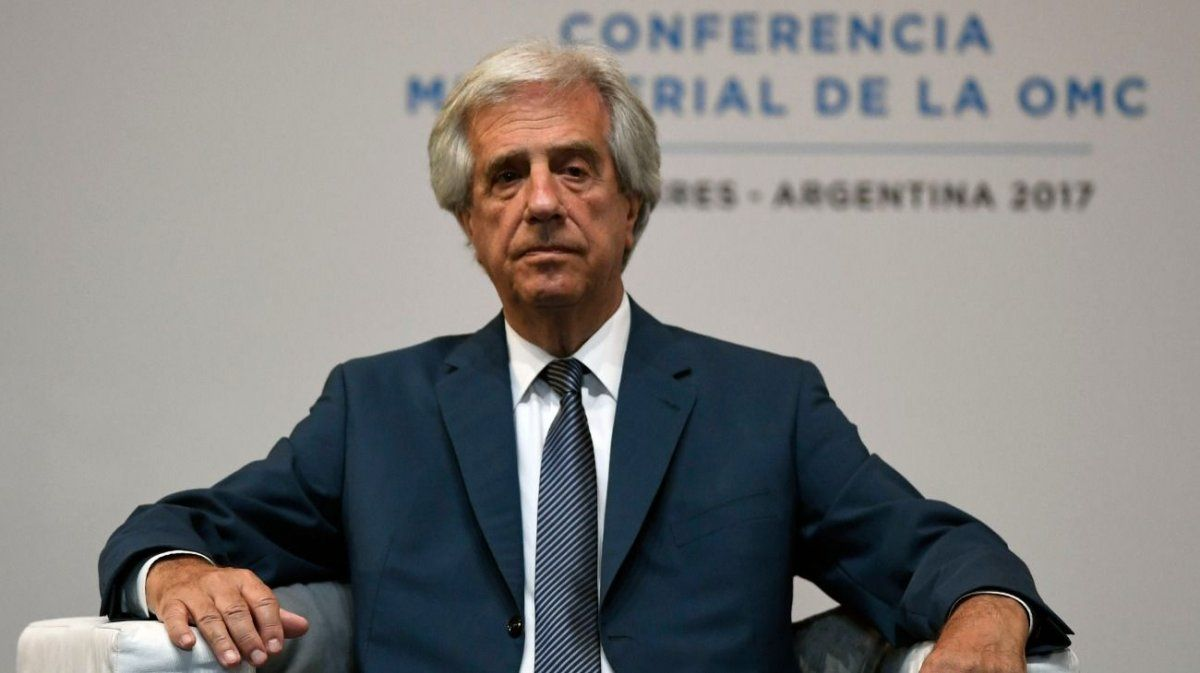 Uruguay: Murió el ex presidente Tabaré Vázquez