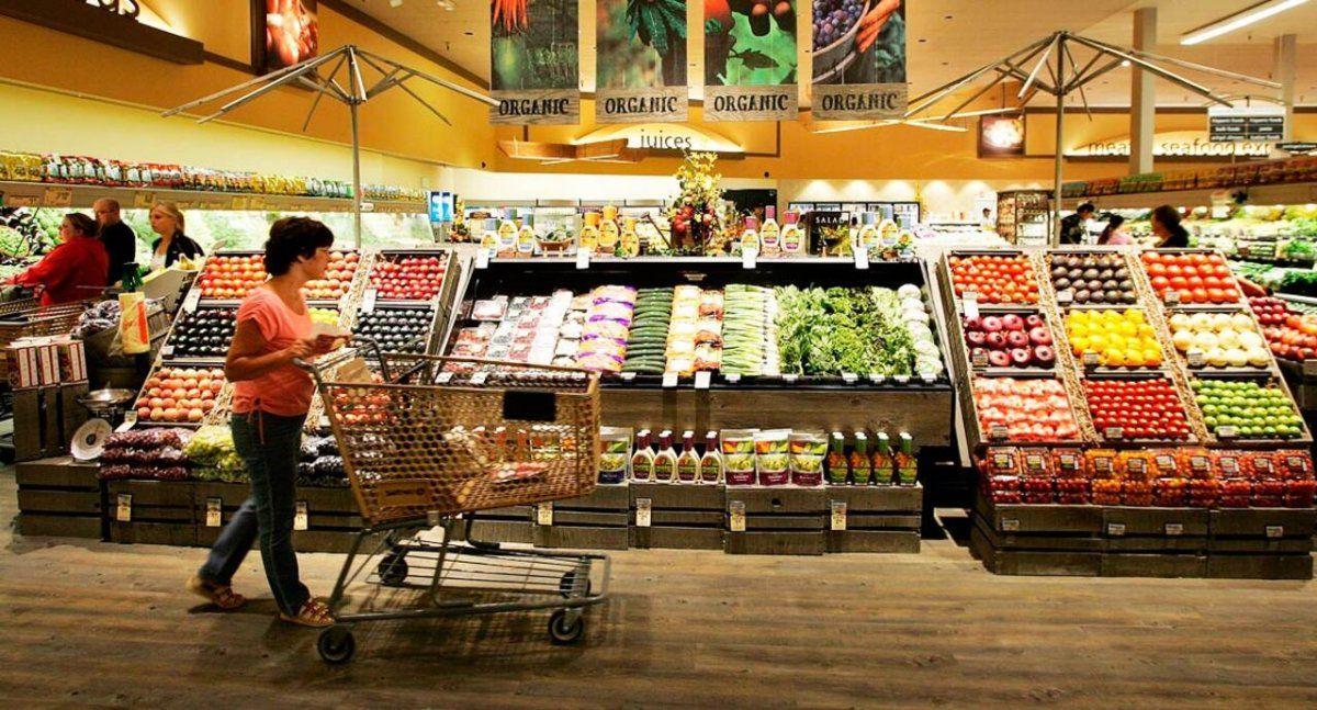 En febrero los alimentos tuvieron una suba del 4,1%