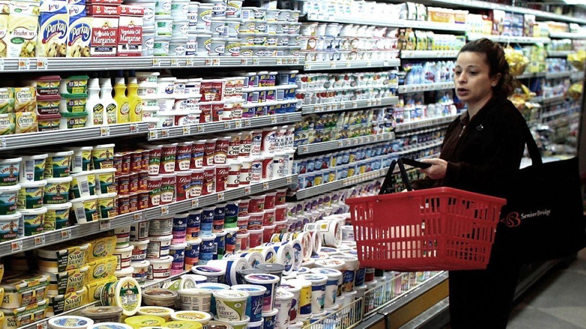 En mayo, cayeron 2,6% interanual las ventas en supermercados