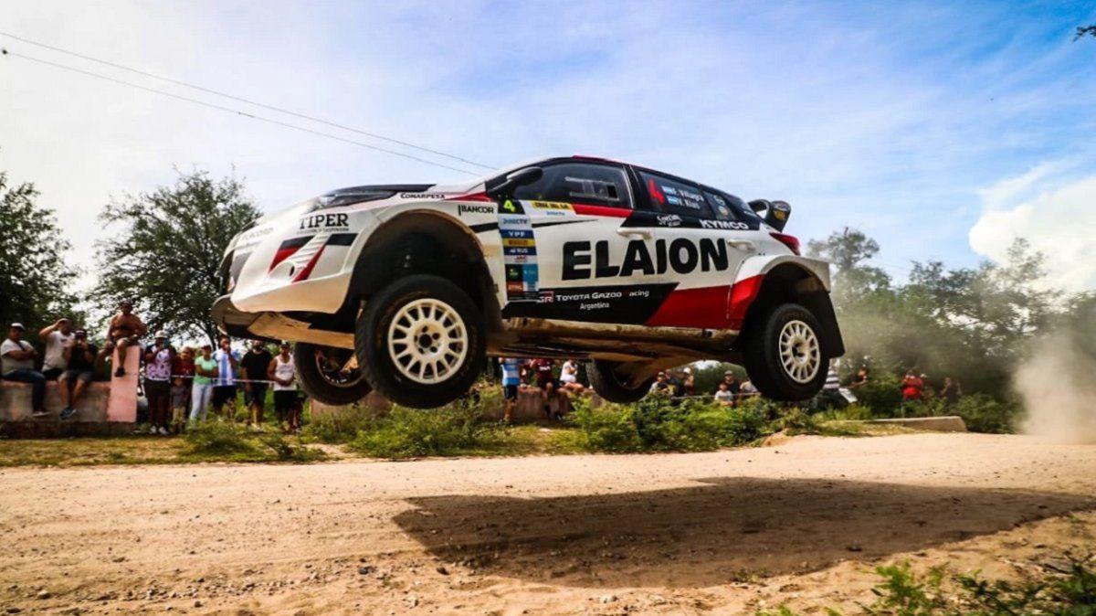 El Rally Argentino, listo para una nueva fecha en Trancas