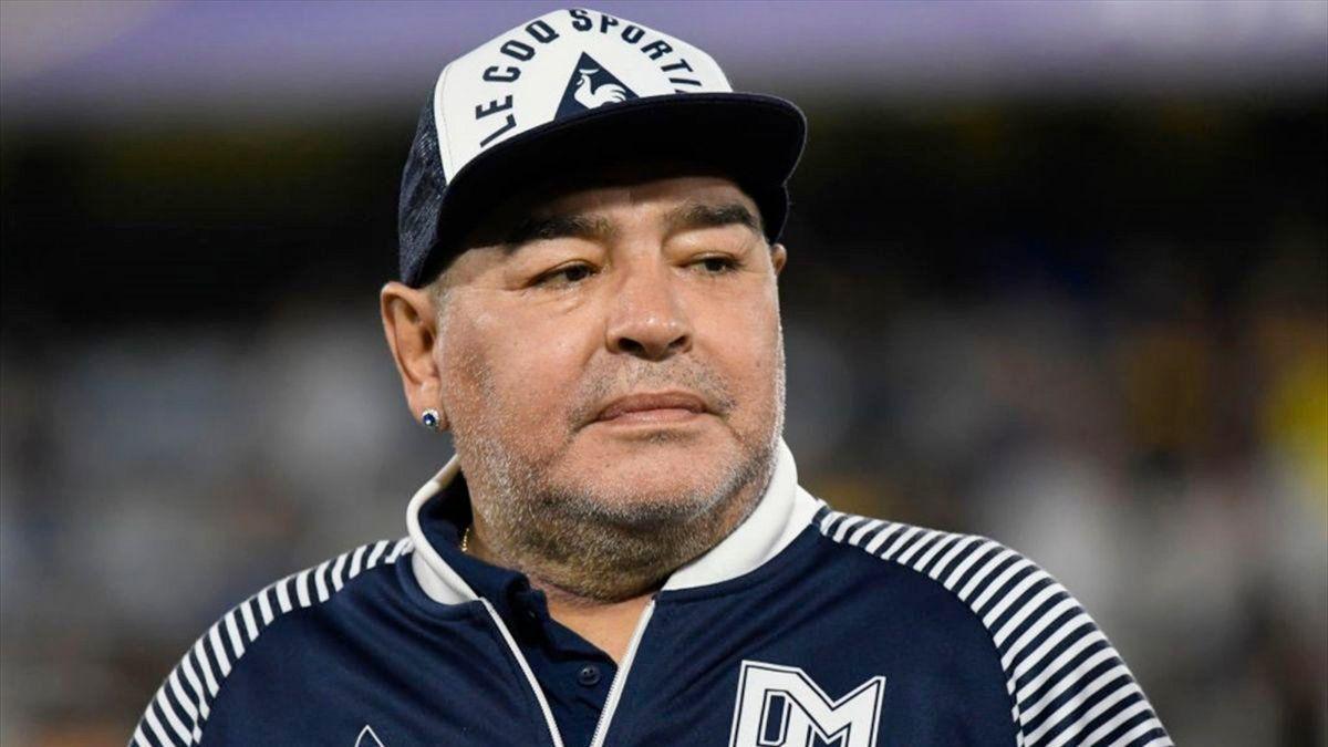 Los dichos del psicólogo de Diego Maradona