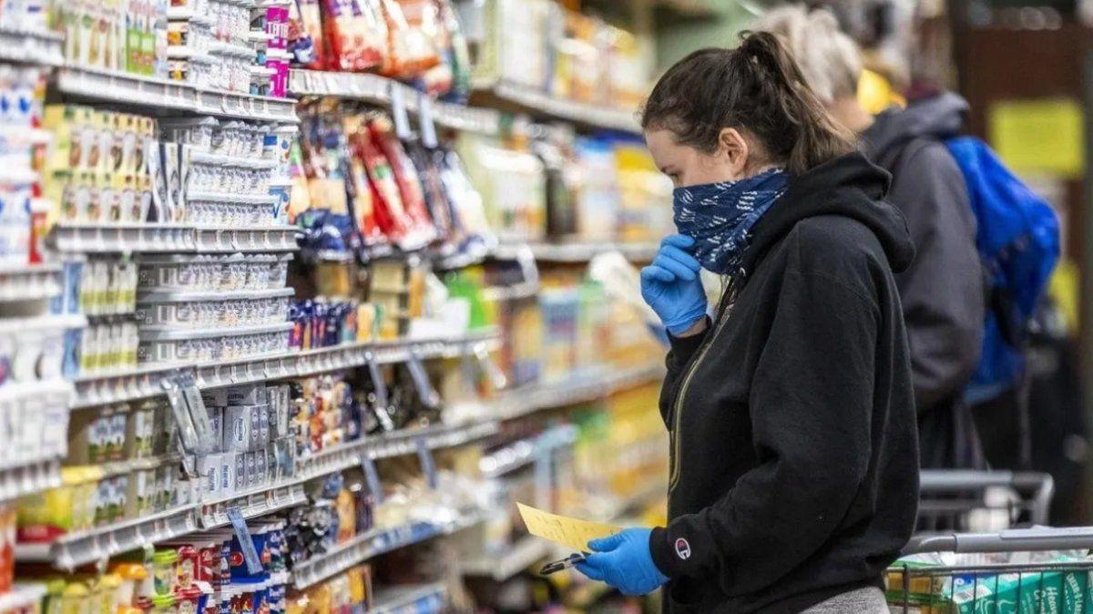 Inflación: aguardan un registro del 3,8% para abril