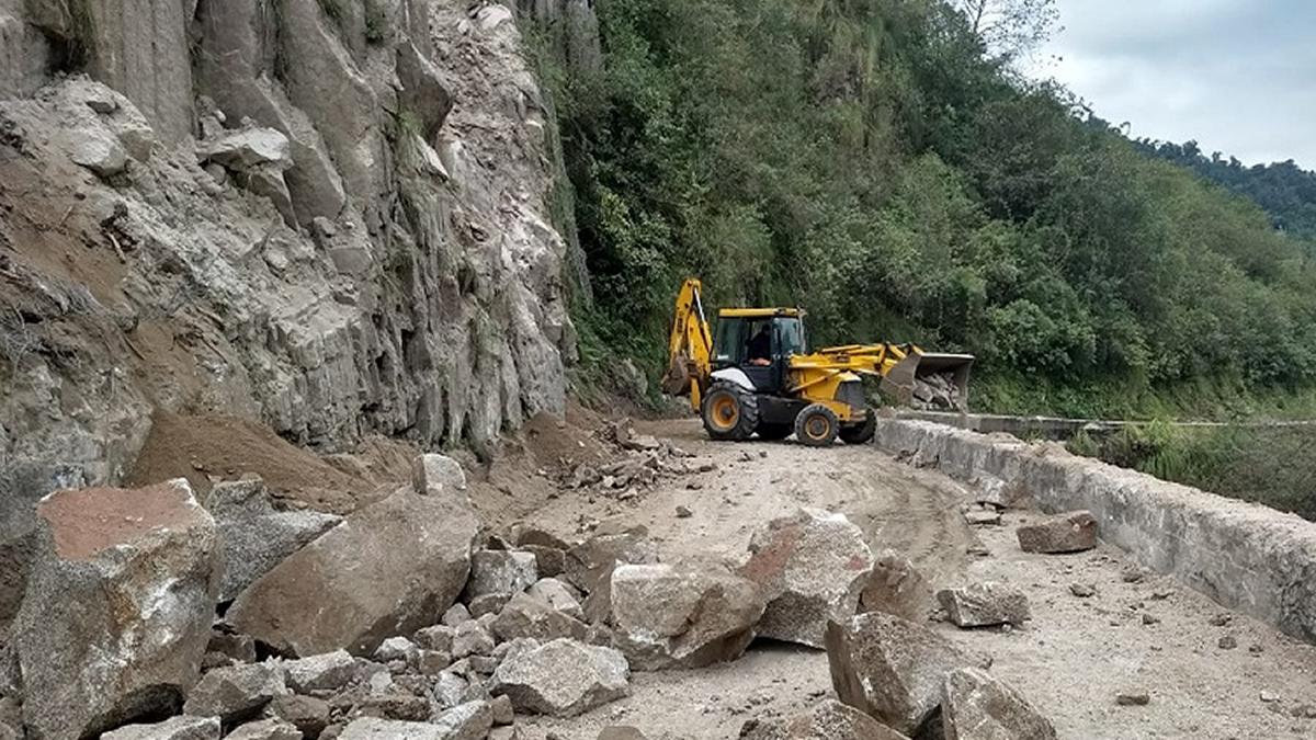 La Ruta 307 a Tafí del valle permanecerá cortada