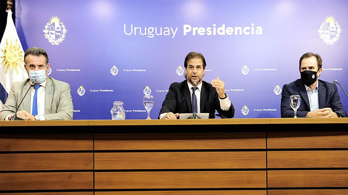Uruguay mantendrá cerradas sus fronteras durante todo enero