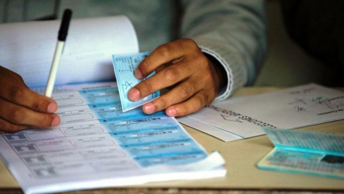 Autoridades de mesa: hasta el 8 de noviembre pueden cobrar