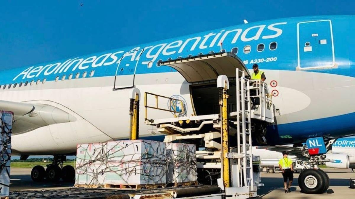 Esta semana arribarán 3 nuevos vuelos con dosis de Sinopharm