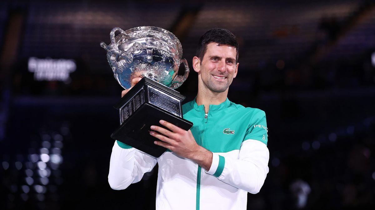 Abierto de Australia: Djokovic se consagró campeón
