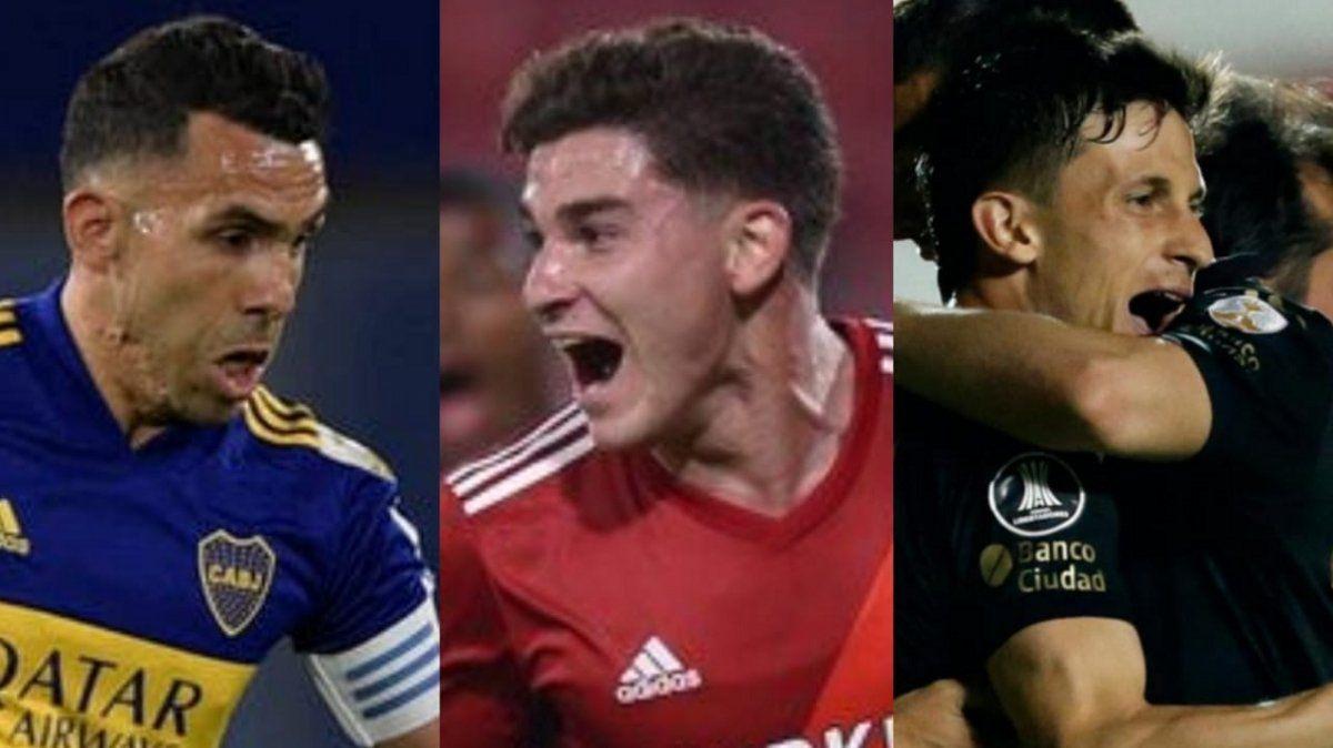 Vuelve la Libertadores: ¿Cuándo juegan los argentinos?