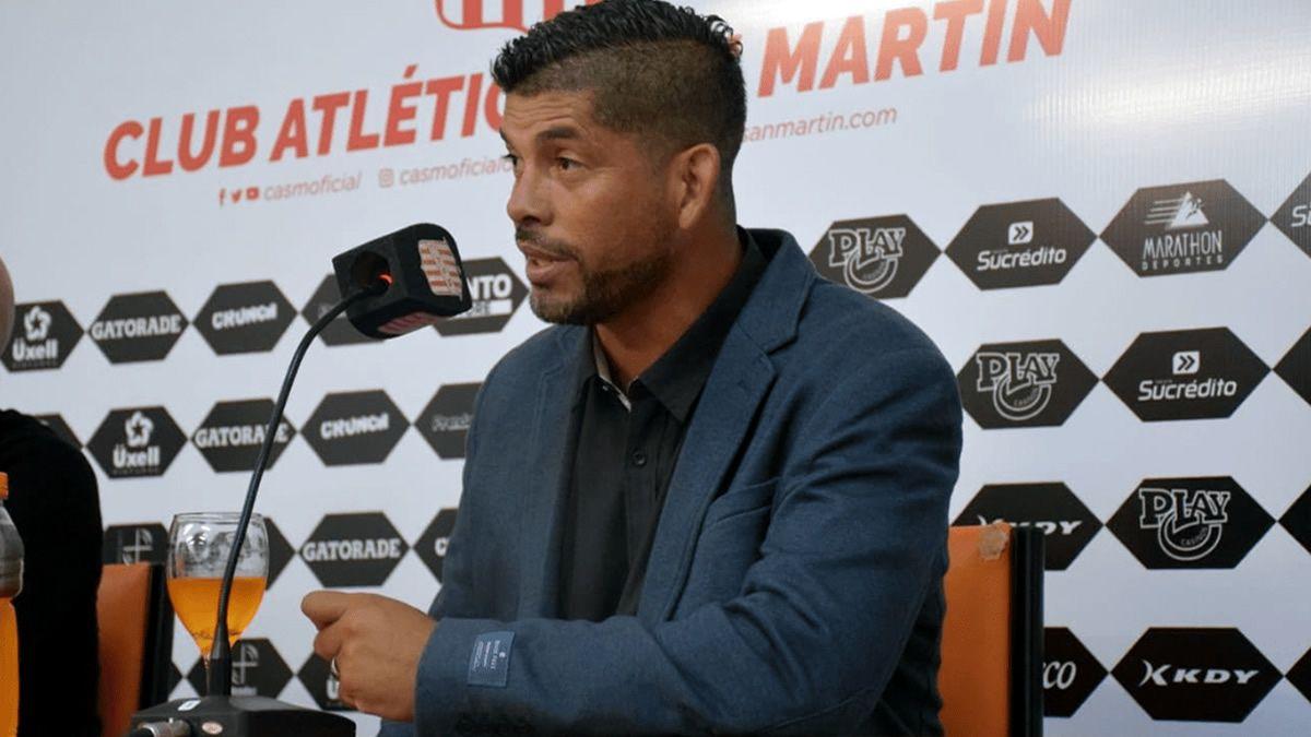 Sergio Gómez: Nos vamos a preparar para jugar y ascender