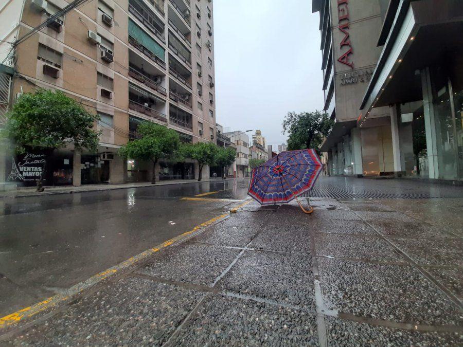 La Primavera llega con lluvias en Tucumán